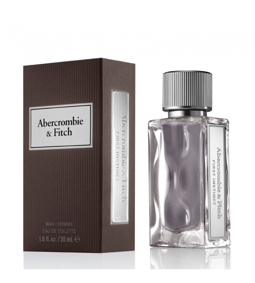 Abercrombie & Fitch First Instinct Eau de Toilette 100ml