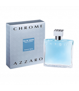 Azzaro Chrome Eau de Toilette 200ml
