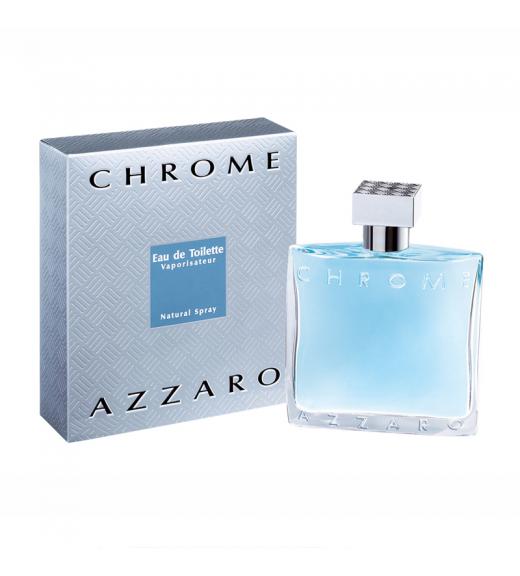 Azzaro Chrome Eau de Toilette 200ml