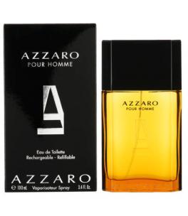Azzaro Pour Homme Eau de Toilette 100ml Refillable