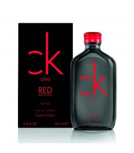 Calvin Klein CK One Red Edition for Him Eau de Toilette 100ml