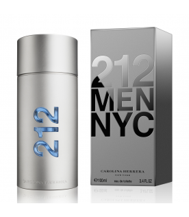 Carolina Herrera 212 NYC Eau de Toilette 100ml