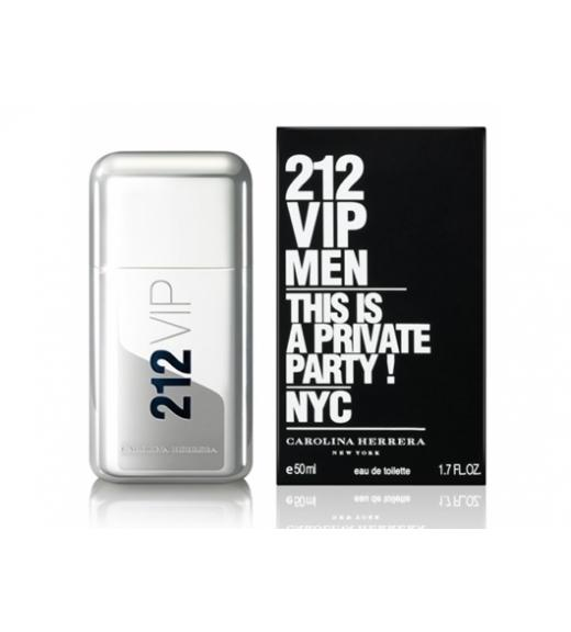 Carolina Herrera 212 VIP Men Eau de Toilette 50ml