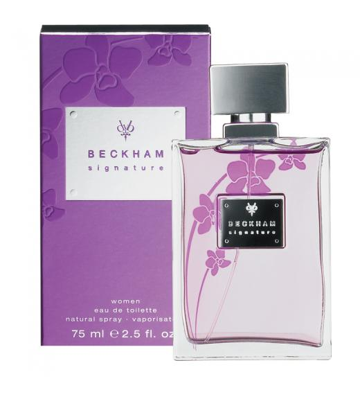 David Beckham Signature for Her Eau de Toilette 75ml
