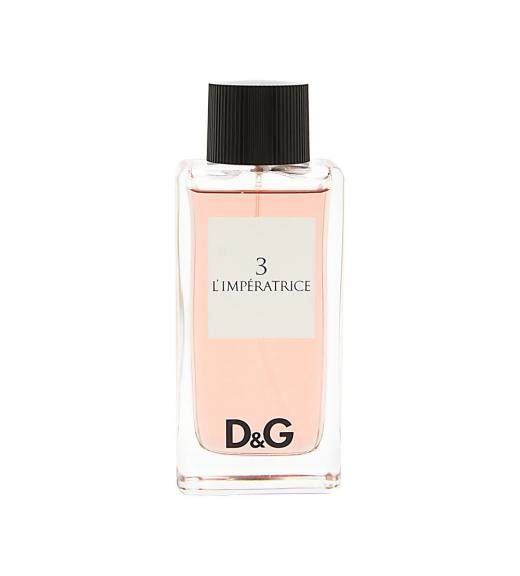 Dolce & Gabbana Anthology 3 L Imperatrice Eau de Toilette 100ml