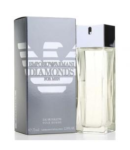 Emporio Armani Diamonds Men Eau de Toilette 75ml