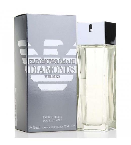 Emporio Armani Diamonds Men Eau de Toilette 75ml