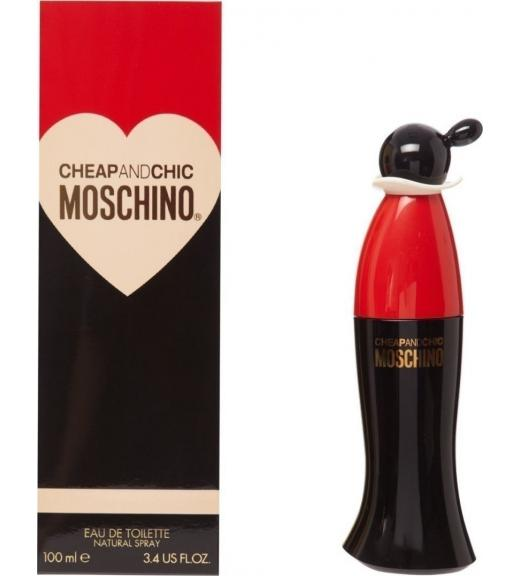 Moschino Cheap And Chic Eau de Toilette 100ml