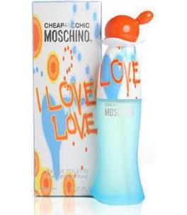 Moschino Cheap and Chic I Love Love Eau de Toilette 100ml