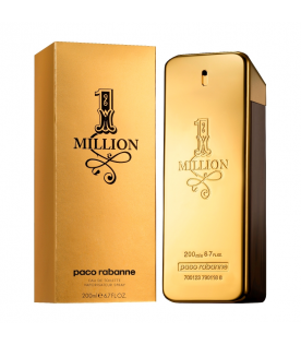 Paco Rabanne One Million Eau de Toilette 200ml