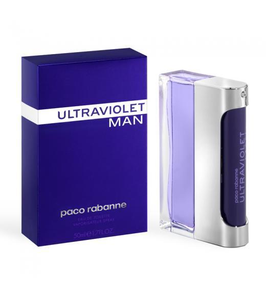 Paco Rabanne Ultraviolet Eau de Toilette 50ml