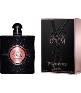 Saint Laurent Opium Black Eau de Parfum 90ml