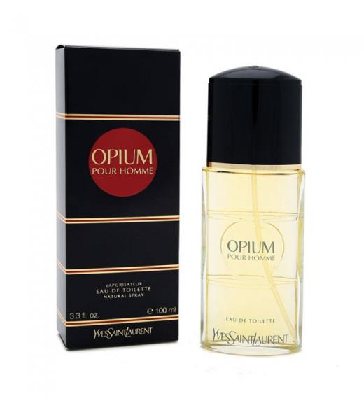 Saint Laurent Opium For Men Eau de Toilette 100ml