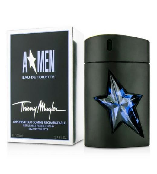 Thierry Mugler A*Men Rubber Flask Refillable Eau de Toilette 100ml