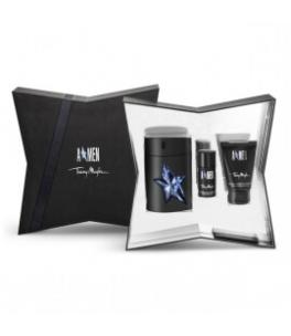 THIERRY MUGLER Amen gift set EDT 100 ml RUBBER and SHOWER SHAMPOO 100 ml AND DEOSTICK 20 ml