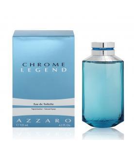 Azzaro Chrome Legend Eau de Toilette 125ml