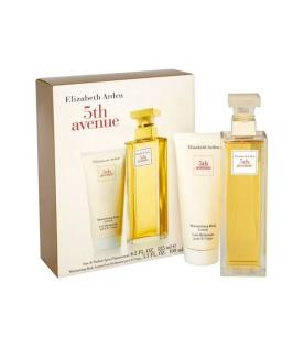 Elizabeth Arden 5th Avenue Eau De Parfum 125ml & Body Lotion 100ml